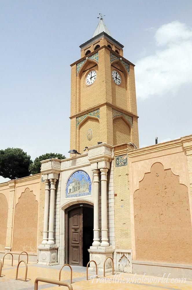 Iran Armenian Church Vank Cathedral
