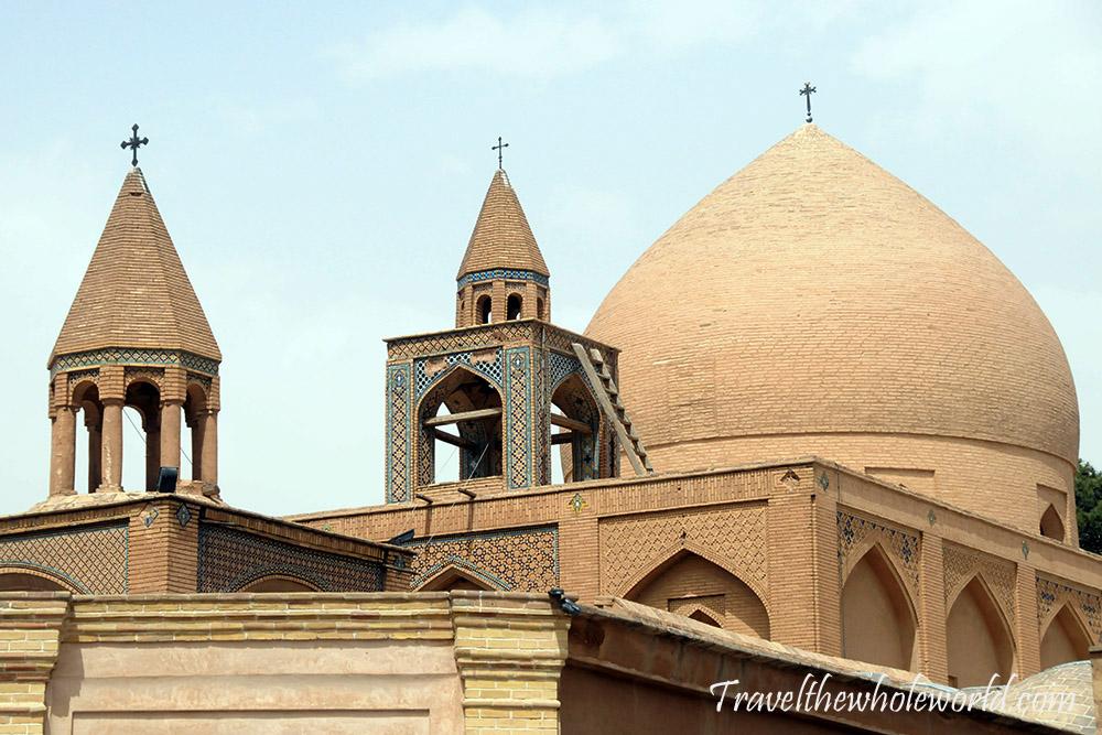 Iran Esfahan Vank Cathedral