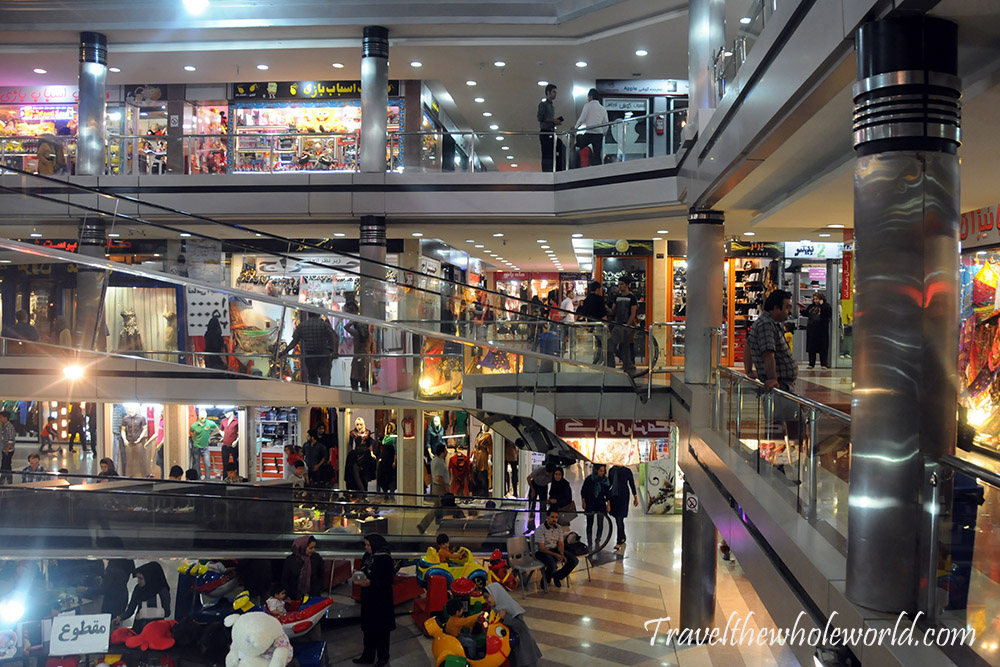 Iran Esfahan Mall