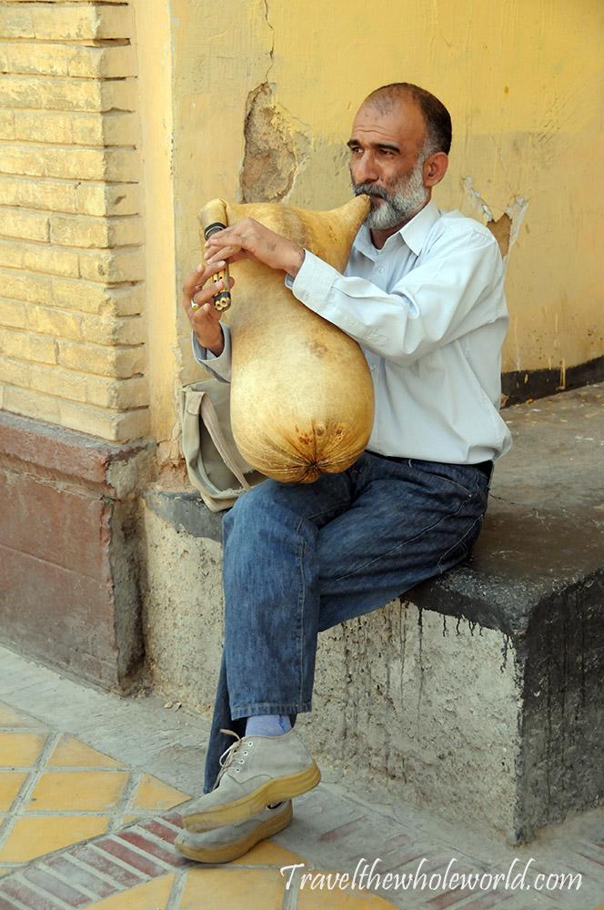 Iran Persian Musician Traditional