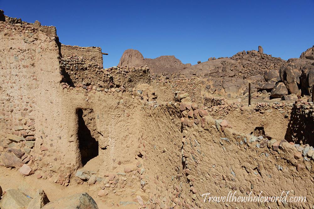 Algeria Djanet Ancient Village 16th Century