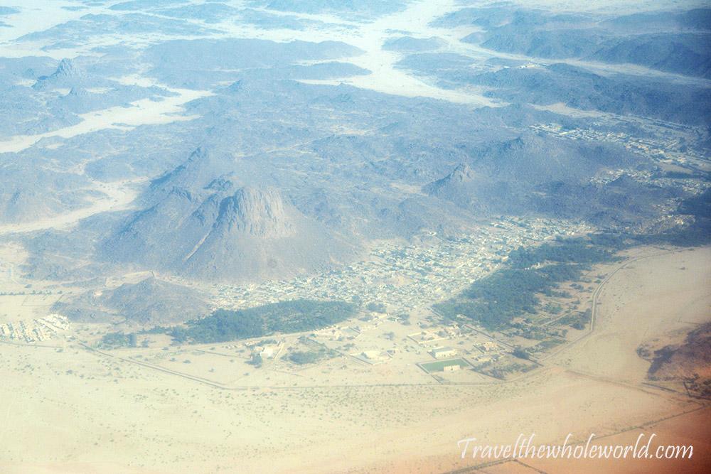 Algeria Djanet Above
