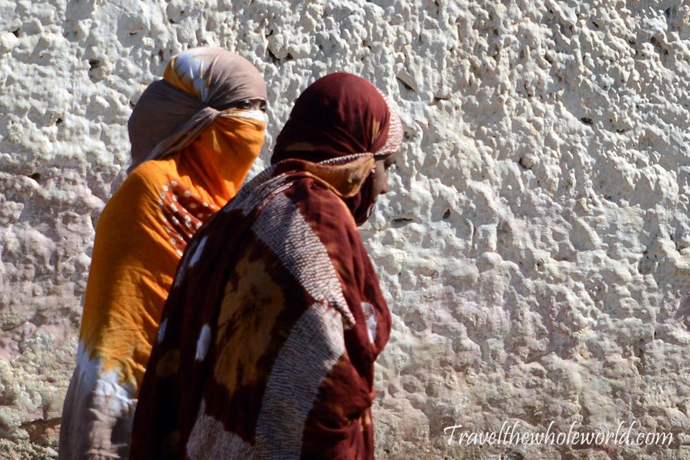 Algeria Djanet Women
