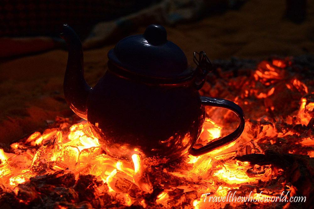 Sahara Teapot
