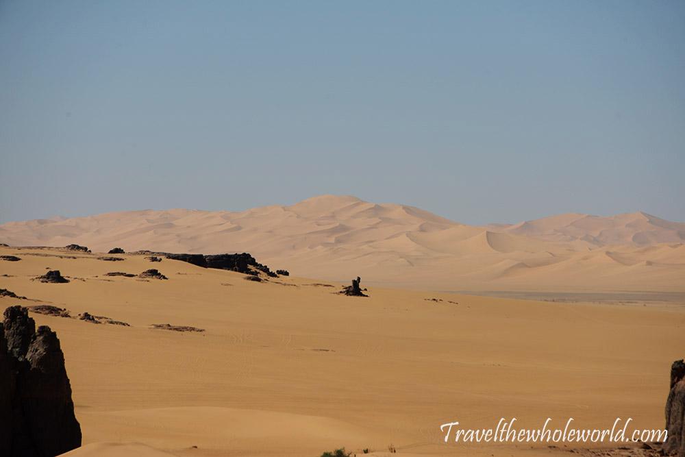 Sahara Massive Dune