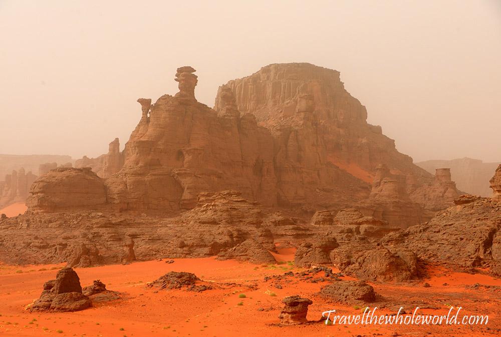 Algeria Sahara HDR