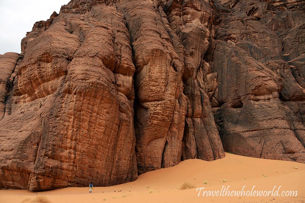 Sahara Sandstone Wall