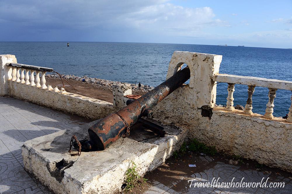 Algeria Algiers Cannon