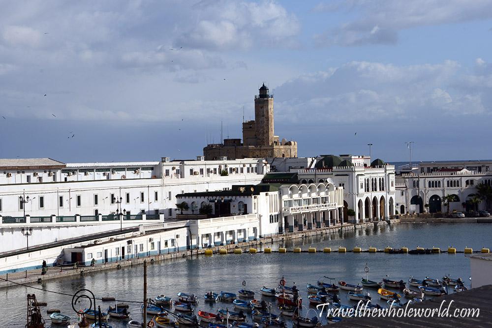 Algiers Lighthouse
