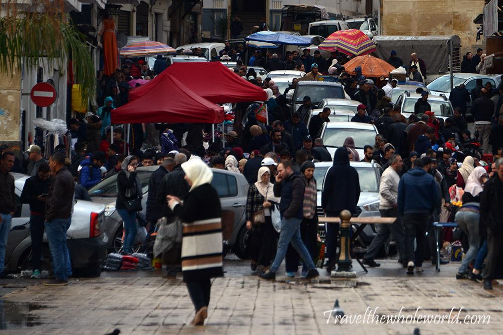 Algeria Algiers Kasbah