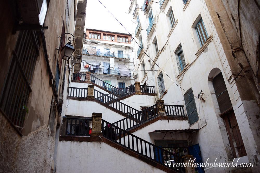 Algiers City Stairway
