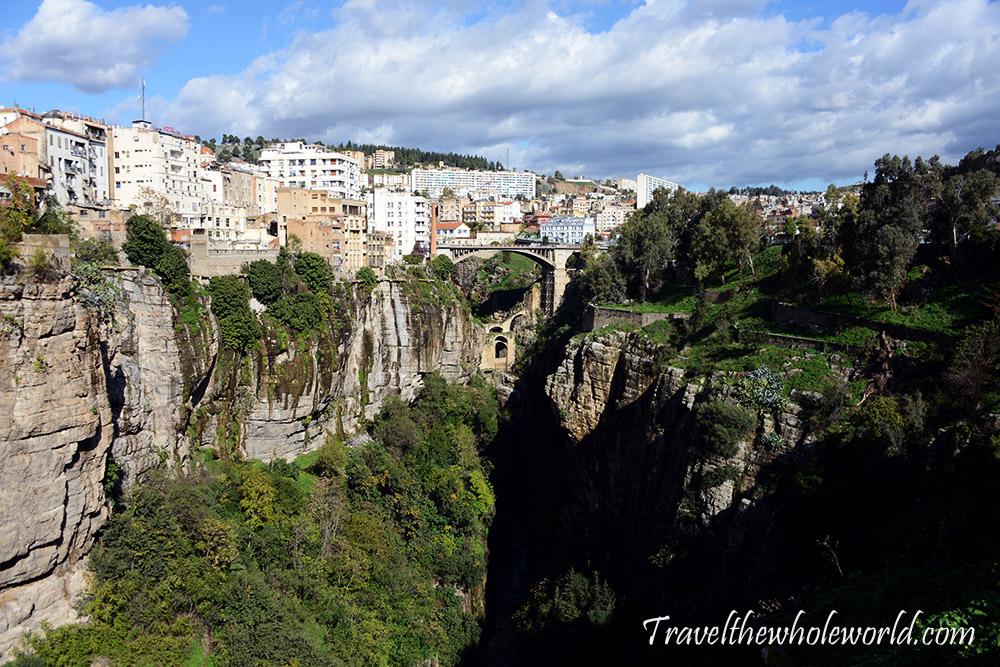Algeria Constantine Canyon