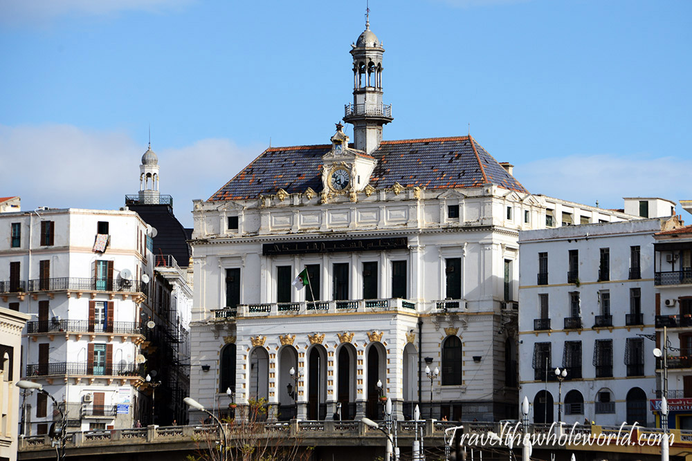 Algeria Constantine Courthouse
