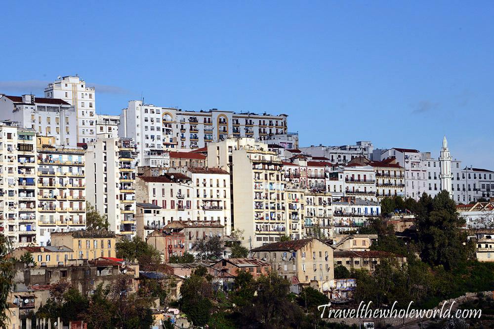 Algeria Constantine Apartments