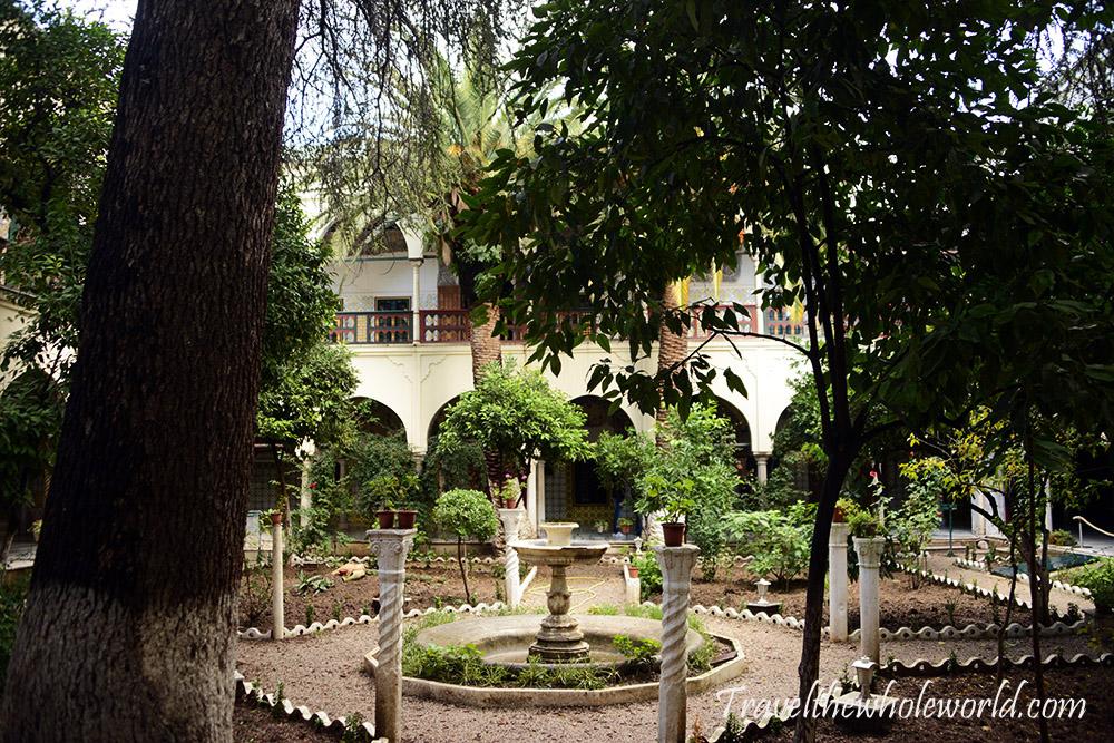 Algeria Constantine Bey Palace Garden of Oranges